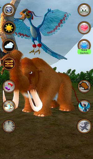 Talking Mammoth screenshot 11