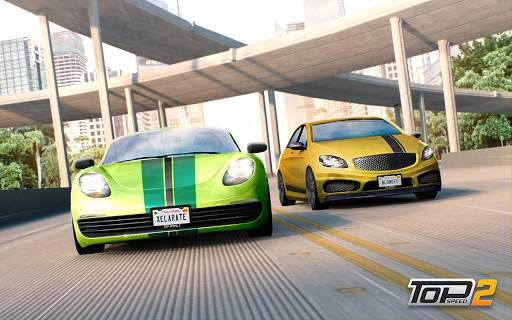 Top Speed 2: Drag Rivals & Nitro Racing screenshot 11