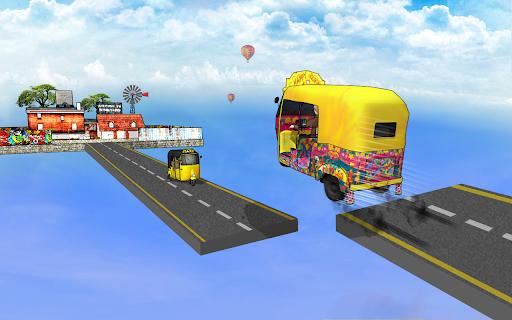 Bicycle Rickshaw Simulator 2019 : Taxi Game screenshot 11