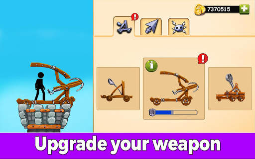 The Catapult 2 — Grow your castle tower defense screenshot 17