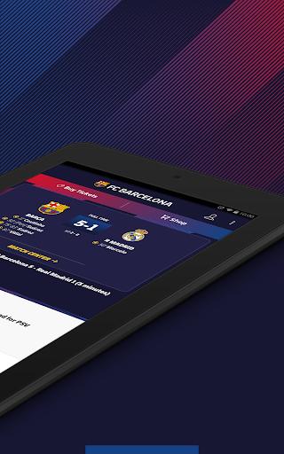 FC Barcelona Official App 10 تصوير الشاشة