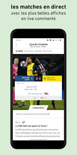 L'Équipe - Sport en direct : foot, tennis, rugby.. screenshot 3