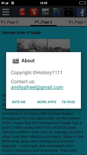 D-Day History screenshot 4