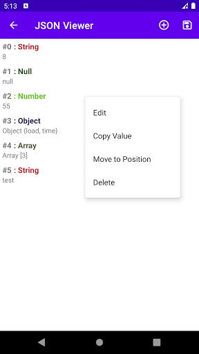 JSON Viewer & Editor screenshot 7