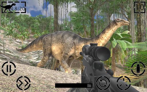 🦖DINOSAUR HUNTER: SURVIVAL GAME 4 تصوير الشاشة
