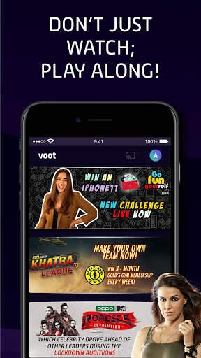 Voot Select Originals, Colors TV, MTV & more screenshot 10