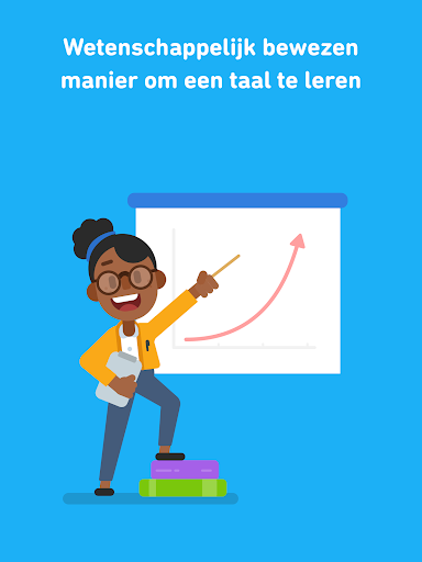Leer Engels met Duolingo screenshot 6