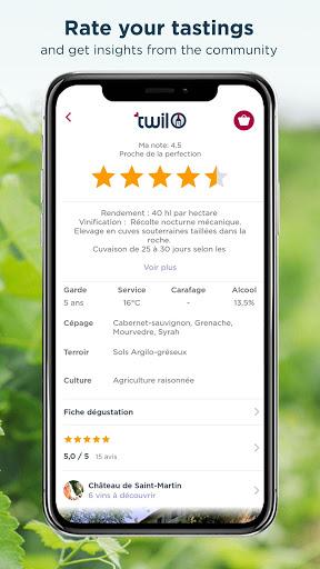 TWIL - Scan and Buy Wines 5 تصوير الشاشة