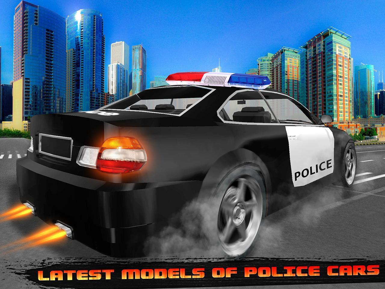 Police Pursuit Highway 5 تصوير الشاشة