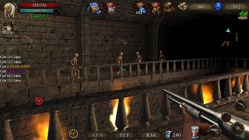 Dungeon Shooter : The Forgotten Temple screenshot 3