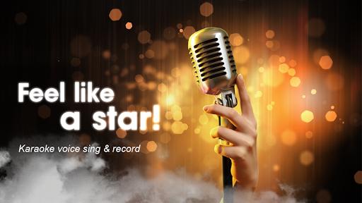 Karaoke voice sing & record screenshot 5