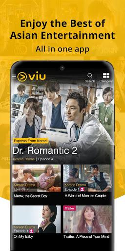 Viu: Korean Drama, Variety & Other Asian Content 1 تصوير الشاشة