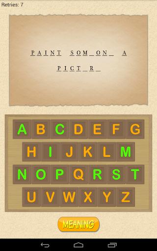 English Guess The Phrase screenshot 10