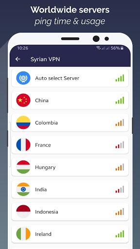 Quantum VPN -  Free screenshot 3