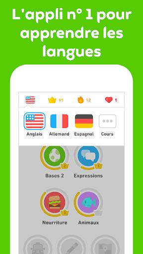 Duolingo - Apprendre une langue gratuitement screenshot 3