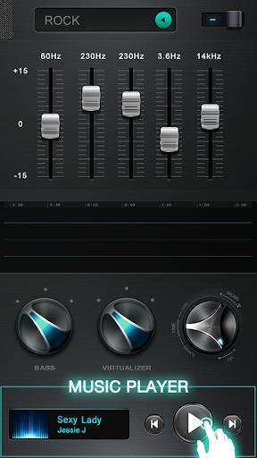 الموسيقى المعادل 6 تصوير الشاشة