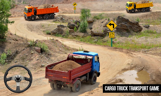 Truck Simulator Transport Driver 3D screenshot 1