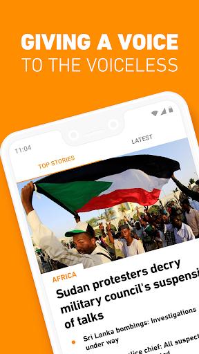 Al Jazeera English screenshot 2