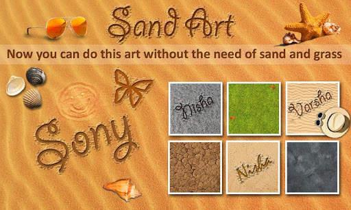 Name Art Photo Editor - 7Arts Focus n Filter 2020 screenshot 3