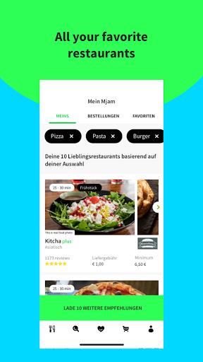 mjam.at - Order Food Online screenshot 3