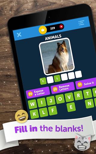 Crossword Quiz - Crossword Puzzle Word Game! 18 تصوير الشاشة