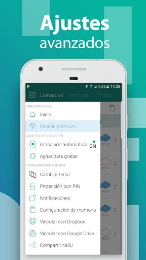 Call Recorder - Grabador de llamadas gratis screenshot 5