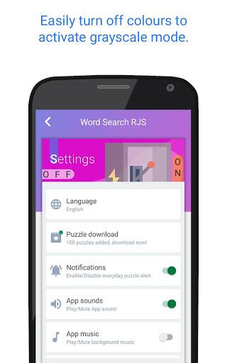 Word Search स्क्रीनशॉट 7