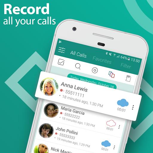 Perekam Panggilan - Call Recorder screenshot 1