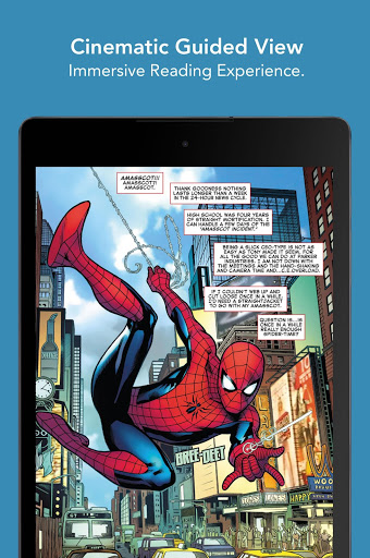 Comics 7 تصوير الشاشة