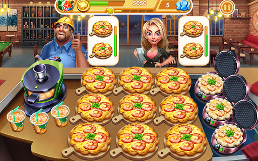 Cooking City: chef, restaurant & cooking games screenshot 16