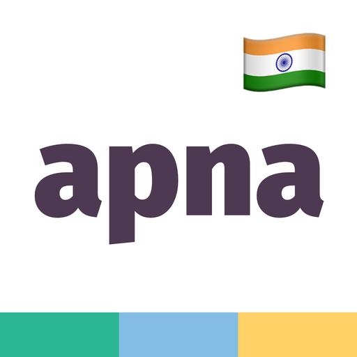 apna: Job Search India, Vacancy Alert, Online Work أيقونة