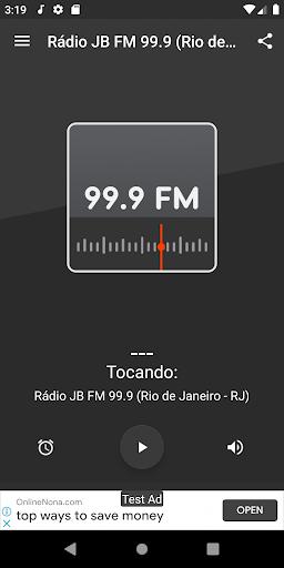 📻 Rádio JB FM 99.9 (Rio de Janeiro - RJ) 1 تصوير الشاشة