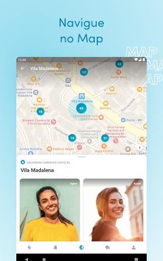 happn — App de paquera screenshot 10