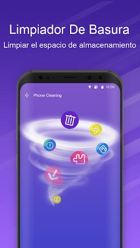 Nox Cleaner - Acelerador,  Limpiador de caché screenshot 1