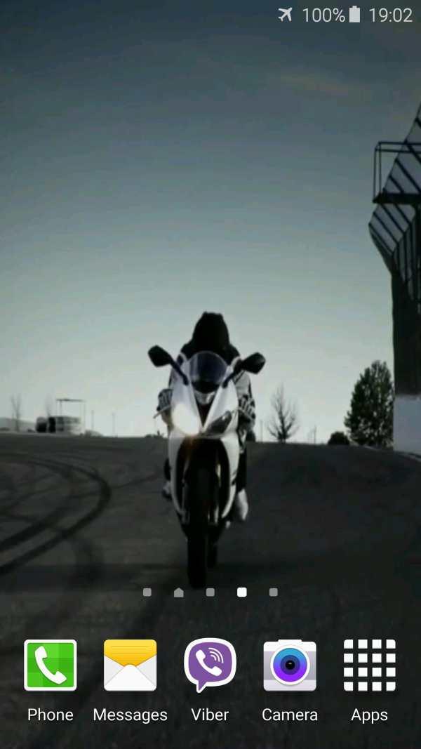 Motorcycle Video Wallpaper 3 تصوير الشاشة