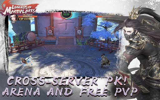 Legends of Martial Arts screenshot 4