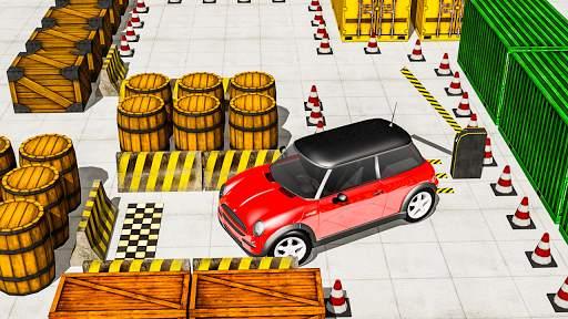 Advance Car Parking Game: Car Driver Simulator screenshot 4