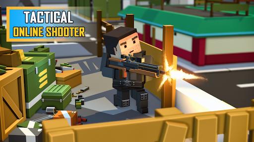 Pixel Grand Battle 3D screenshot 1