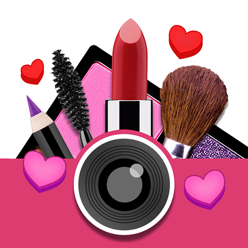 YouCam Makeup-Magic Selfie Cam & Virtual Makeovers أيقونة