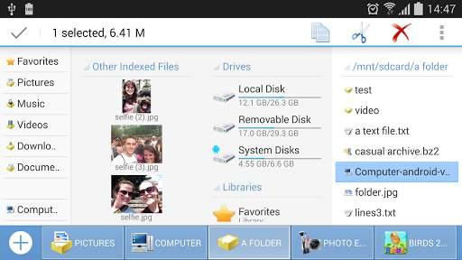 Computer File Explorer screenshot 3