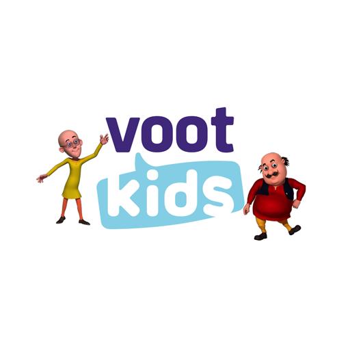 Voot Kids-Cartoons, Books, Quizzes, Puzzles & more icon