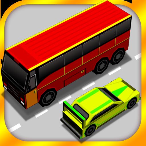 2Way Racing3D icon