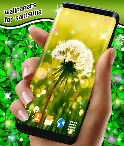 Live Wallpaper for Samsung ⭐ Spring HD Wallpapers screenshot 2