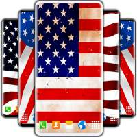 American Flag Wallpapers ⭐ USA HD Wallpaper Theme on APKTom