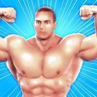 Muscle Race 3D on 9Apps