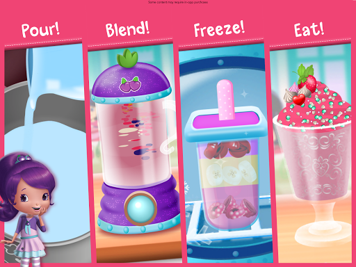 Strawberry Shortcake Sweet Shop screenshot 9