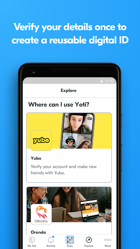 Yoti - your digital identity screenshot 7