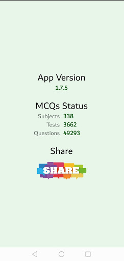 NTS MCQs 2021 screenshot 1