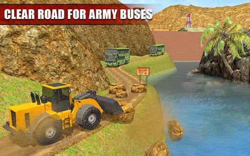 Army Bus Driver 2021:Real Military Coach Simulator screenshot 3