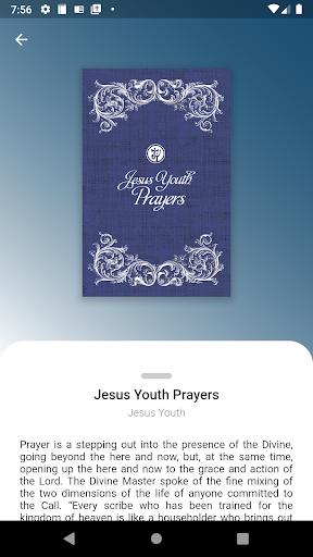 Jesus Youth Prayers screenshot 2